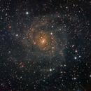 IC 342 Spiral Galaxy,                                Elmiko