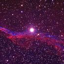 Ngc6960   The witch's broom nebula   Veil nebula,                                Aaron