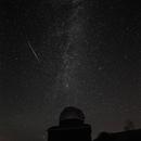 Milky Way and Perseid,                                C.A.L. - Astroburgos