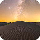 Summer Milky Way from New Mexico Desert,                                Wesley Creech