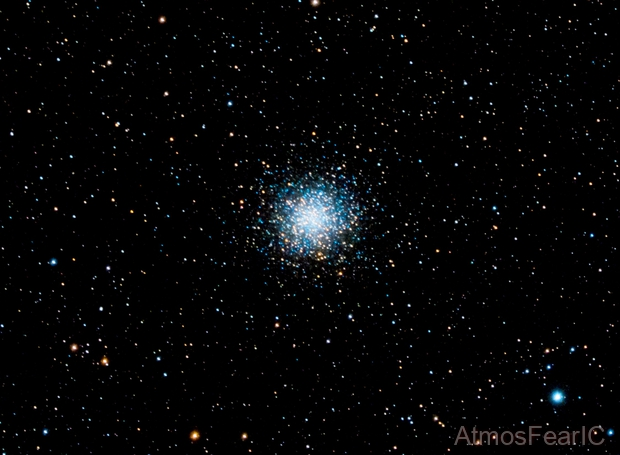 NGC 5986; a small cluster,                                Colin