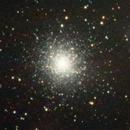 M13 Hercules Globular Cluster,                                Kristof Dabrowski