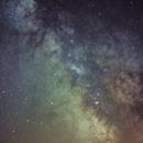 Milky way ,                                Olivier