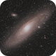 Messier 31 - The Andromeda Galaxy,                                ChrisWright