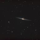 Needle in space,                                Marek Smiatacz