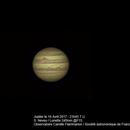 Jupiter le 18 Avril 2017,                                Stephane Neveu