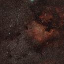 North American Nebula (NGC7000),                                Jonathan Nelson