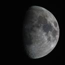 High Resolution Tour of the Lunar Landscape- Edge 925 + 6200,                                Chris R White