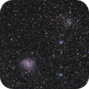 Pair of NGC6939 & NGC6946,                                Sergiy_Vakulenko