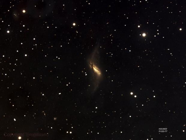 NGC660,                                Timgilliland