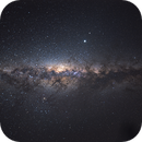 Milky Way at the Zenith,                                KiwiAstro