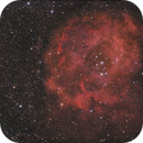 Nebulosa Rosetta ,                                orooro