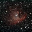 NGC281,                                Daniele Viarani