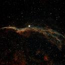 West Veil Nebula,                                Robert Browning