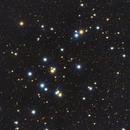 M44 The BeeHive Cluster,                                Bob J
