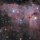 Carina Nebula Up Close,                                CarlosAraya