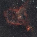 IC 1805 Heart Nebula,                                Alessandro Speranza