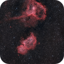 Heart and Soul Nebula,                                falke2000