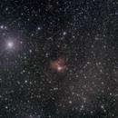 NGC1491 LRGB,                                Janos Barabas