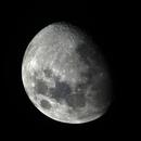 Moon - 2 panel mosaic,                    DavidLJ