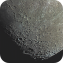 Rays diverging from the Tycho crater part1. Lunar landscapes  23.05.2018,                                Sergei Sankov