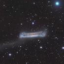 NGC 3628 in Leo,                                Andre van Zegveld