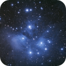 M45 from Spruce Knob, WV,                                Jeff Ball