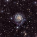 M101 Pinwheel Galaxy,                                Lancelot365