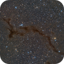 Seahorse nebula, Barnard 150,                                julastro