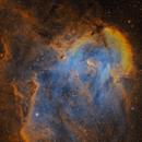 IC 2944 The Running Chicken Nebula,                                Casey Good