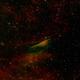 NGC 2736 - Hershel's Ray - 494mm - 20190201 - HOS (900sX16,12,12), RGB (60sX96,152,97),                                Gabe van den Berg