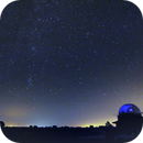 Fireball from the observatory,                                C.A.L. - Astroburgos