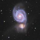 M 51,                                CCDMike