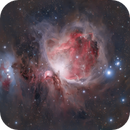 Great Orion Nebula- M42,                                francopanetta