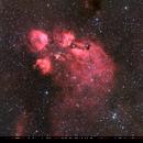 Cats Paw Nebula NGC 6334,                                Maicon Germiniani