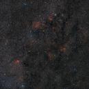 Cassiopeia - Cepheus wider field,                                Riedl Rudolf