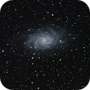 M33 Triangulum,                                ljkenny