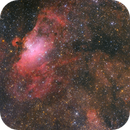From The Eagle to The Swan - A Panorama of Stars and Nebulae around M16 & M17,                                Gabriel R. Santos...