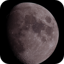 My first Lunar mosaic,                                Manuel Frattini