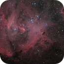 IC 2944 IC 2948 Running Chicken Nebula Lambda Centauri,                                Maicon Germiniani