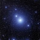 ic 2602 - Southern Pleiades,                                andrealuna