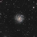 NGC 5068,                                Mark