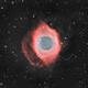 NGC 7293 with HOO,                                Spoutnik17