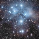 M45 - Les Pléiades,                                ZlochTeamAstro