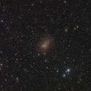 IC 10  Dwarf Galaxy in Cassiopeia,                                GJL
