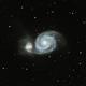 Messier 51,                                Hamiltonian