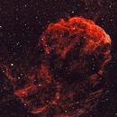 IC 443 - The Jellyfish Nebula (different orientation),                                StarSurfer Carl