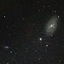 M109 - Galaxy,                                kvedala
