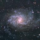M33 Triangulum Galaxy,                                Michael Southam