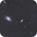 M81 and M82 ,                                Lensman57
